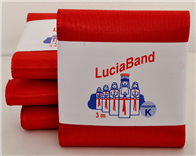 Luciaband 70mm bred 3m